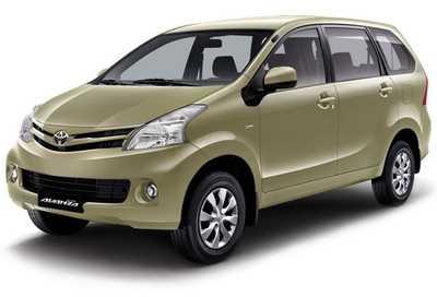Toyota Avanza Warna Champagne Metalic