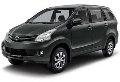 Toyota Avanza Warna Dark Steel Mica