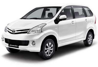 Toyota Avanza Warna Putih White