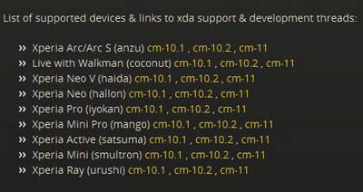 Cara upgrade Android Kitkat untuk Sony Xperia