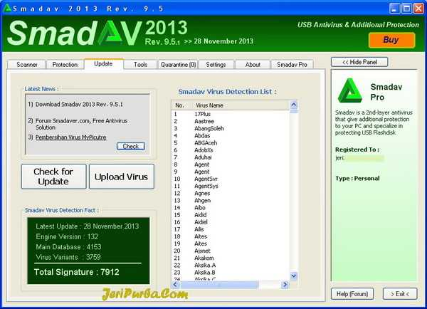 Download Antivirus Smadav 9.5