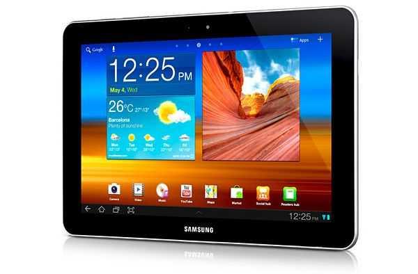 Spesifikasi dan Harga Samsung Galaxy Tab 10.1 GT-P7510