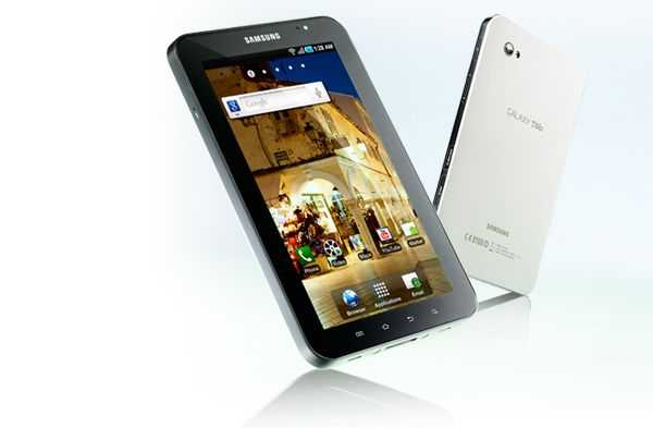Gambar dan Harga Samsung Galaxy Tab 7.0 GT-P1000