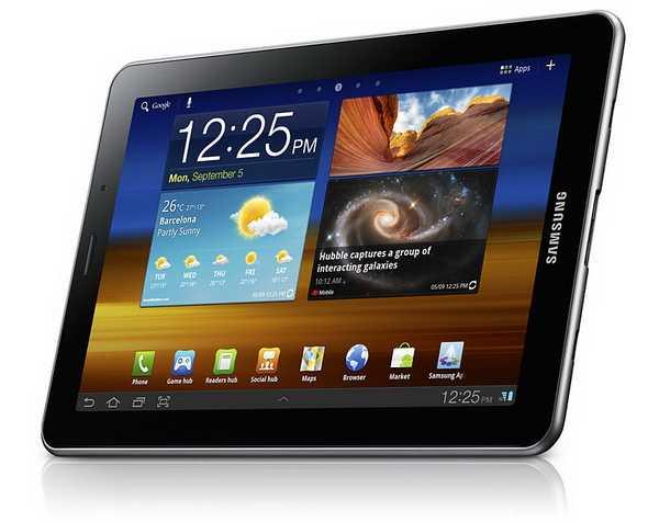 Spesifikasi dan Harga Samsung Galaxy Tab 7.7 GT-P6800
