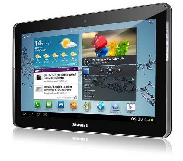 Spesifikasi dan Harga Samsung Galaxy Tab2 10.1 GT-P5100