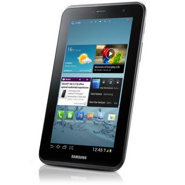 Spesifikasi dan Harga Samsung Galaxy Tab2 7.0 GT-P3100