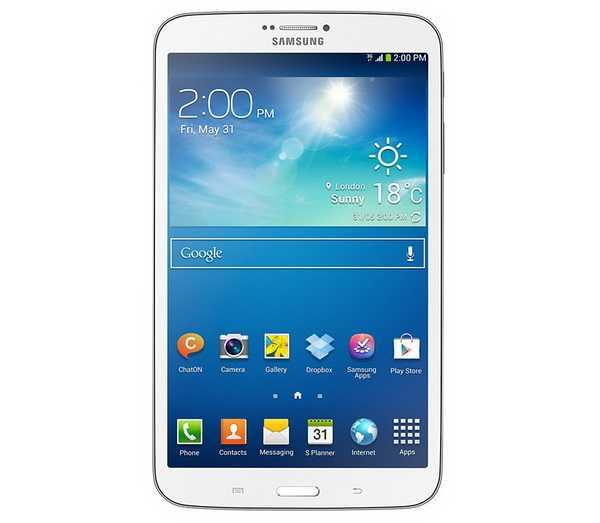 Spesifikasi dan Harga Samsung Galaxy Tab3 8.0 SM-T3110