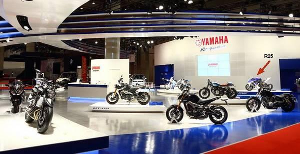 Show Room Tokyo Motor Show 2013