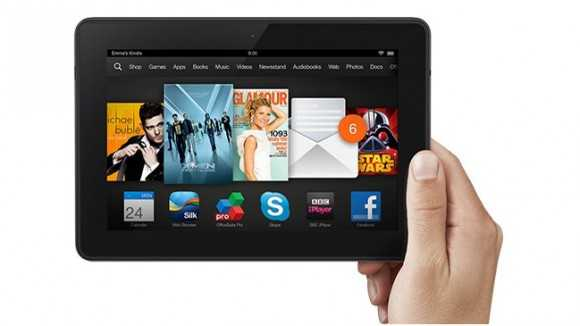 Tablet Android Amazon Kindle Fire HDX 8.9
