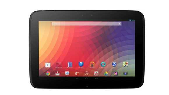 Tablet Android Google Nexus 10