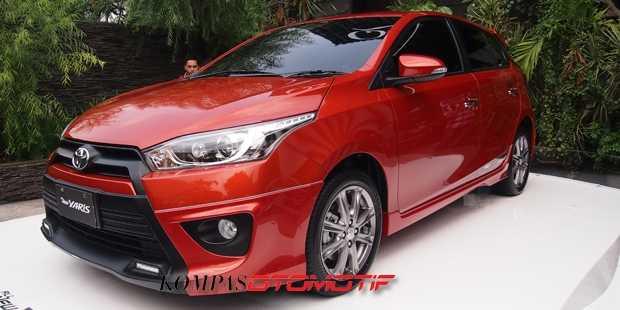 Harga Toyota All New Yaris 2014 Diperkirakan Seharga 200 ...