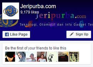 Facebook Berita Teknologi Hari Ini | Jeripurba.com.
