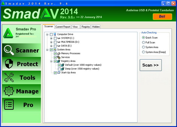 Download Smadav 2014 Versi 9.6.1