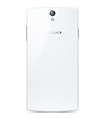 Gambar Oppo Find 5 Mini Tampak Belakang