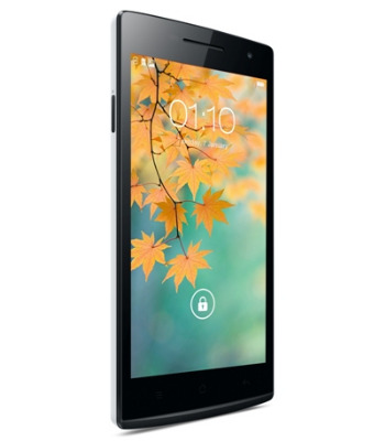 Gambar Oppo Find 5 Mini Warna Hitam