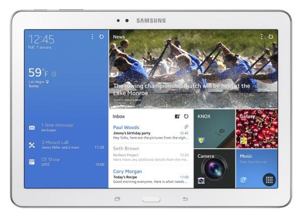 Gambar Samsung Galaxy Note Pro