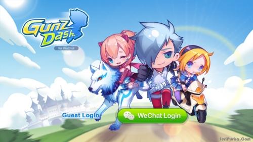 Download Game GunZ Dash