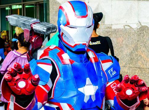 TALOS Baju Iron Man Untuk Pasukan Amerika