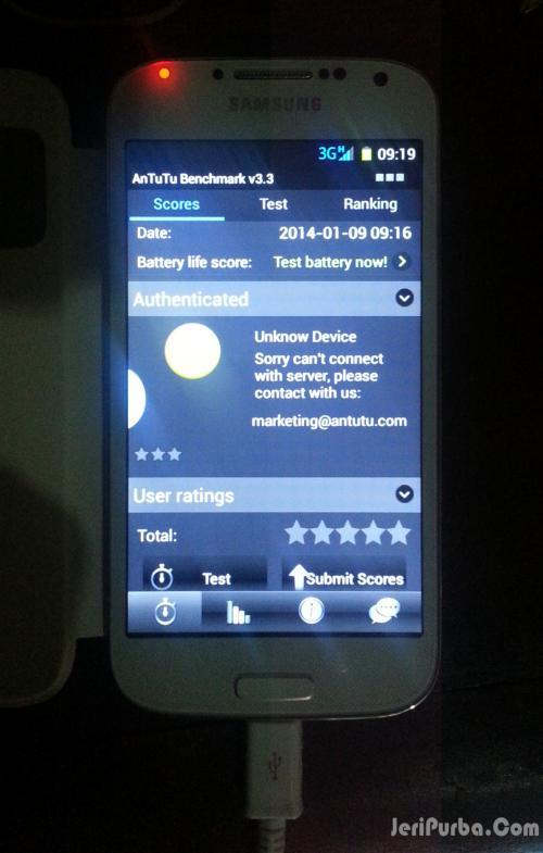 Bagaimana Cara Membedakan Samsung Galaxy S4 Palsu Dan Yang Asli