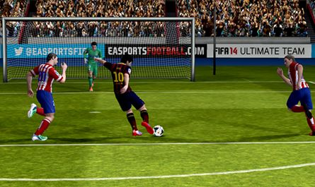Download Game FIFA 2014 Untuk Windows Phone