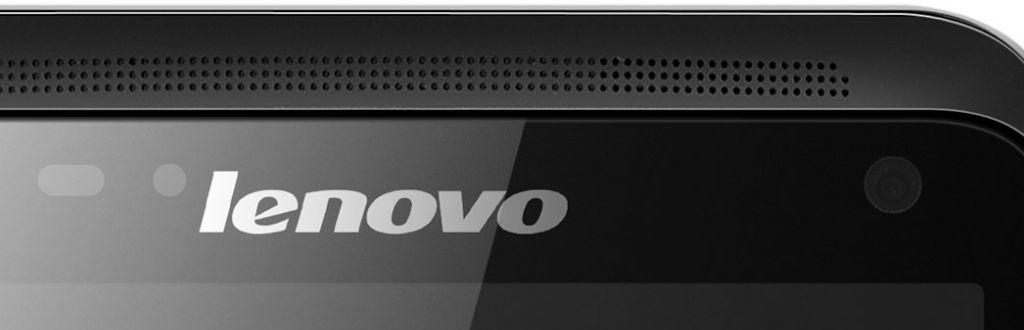 Fitur Lenovo S930 - Speaker Stereo Bagian Depan Atas