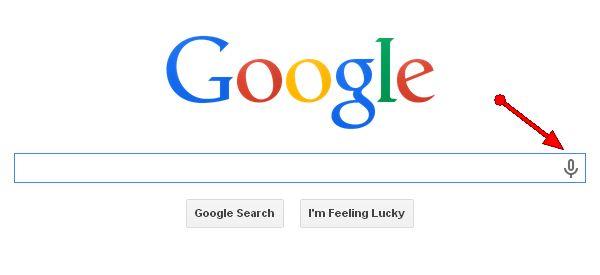 Fitur Pencarian Suara Pada Google Chrome