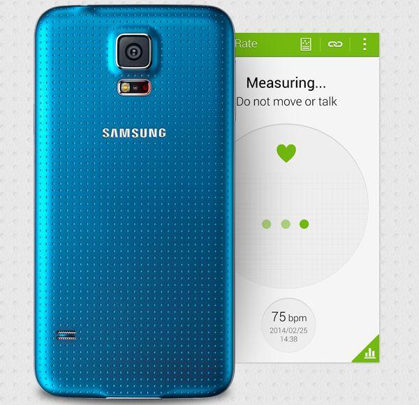 Fitur Samsung Galaxy S5 Di Indonesia
