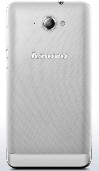 Gambar Lenovo S930 Tampak Belakang