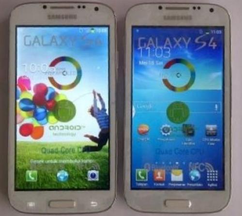 Cara Membedakan HP Samsung Galaxy S4 Palsu / KW / Super Copy Dengan ...