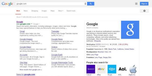 Hasil Pencarian Google.Com Dengan Fitur Pencarian Dengan Suara
