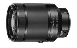 Lensa 1 NIKKOR VR 70-300mm f4.5-5.6 Untuk Kamera Nikon 1 V3