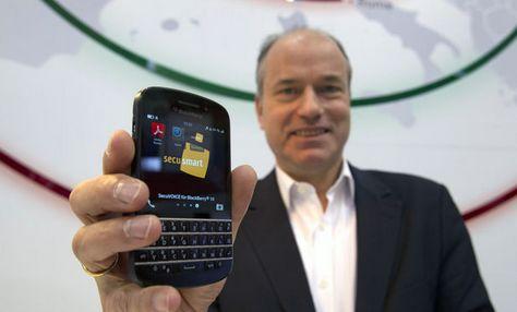 Ponsel paling aman di dunia - anti sadap
