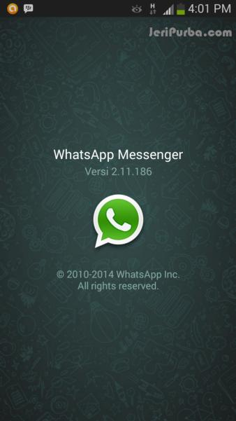Download WhatsApp For Android 2.11.186