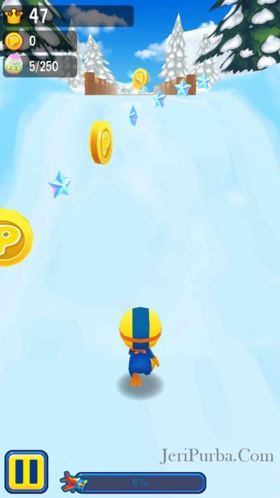 Cara memainkan game Pororo untuk Android