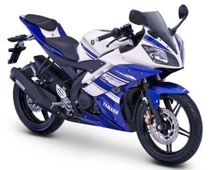 Gambar Motor Yamaha R15 Tampak Samping Kanan