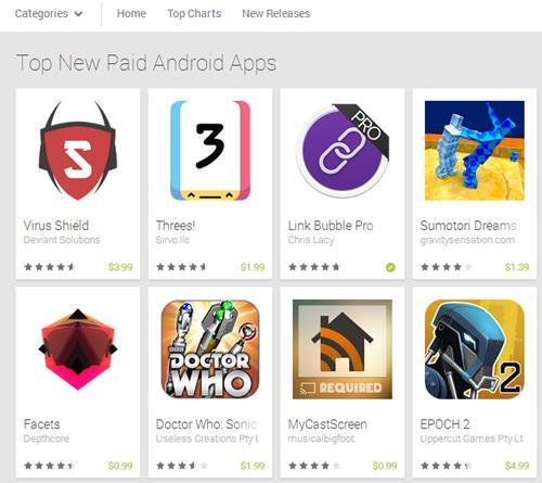 TOP Aplikasi Berbayar Terbaru Untuk Android