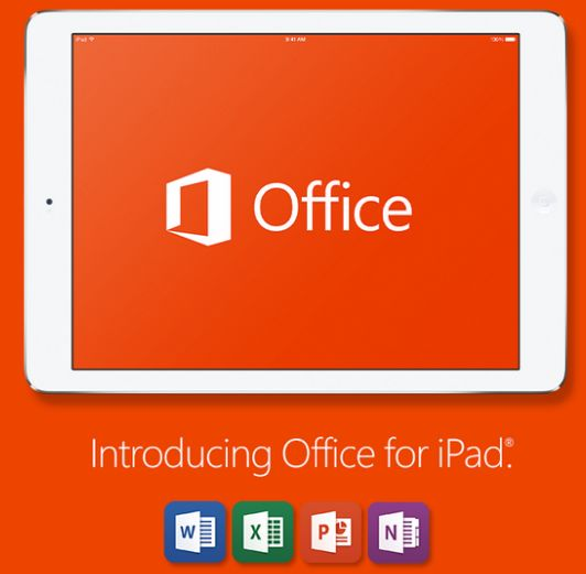 download office for ipad