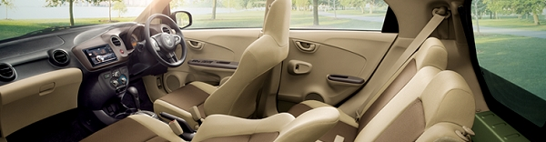 Gambar Interior Mobil Honda Brio Satya