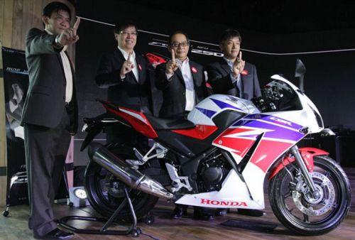 Gambar Motor All New Honda CBR 250 R