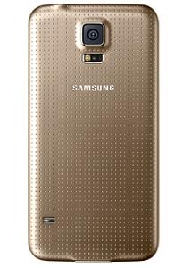 Gambar Samsung Galaxy S5 Warna Emas