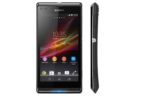 Harga Sony Xperia L