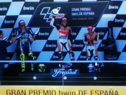 Hasil MotoGP 2014 Spanyol, Marquez, Rossi, Pedrosa