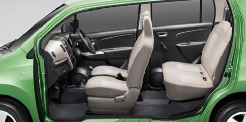 Interior Mobil Suzuki Karimun Wagon R