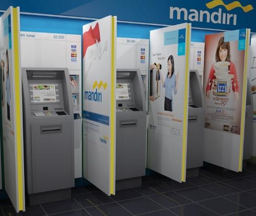 Kartu ATM Mandiri Diblokir
