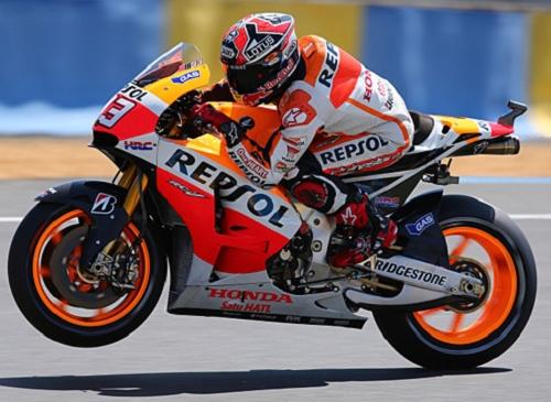 Marc Marquez Optimis Jadi Juara Dalam MotoGP 2015 di Prancis