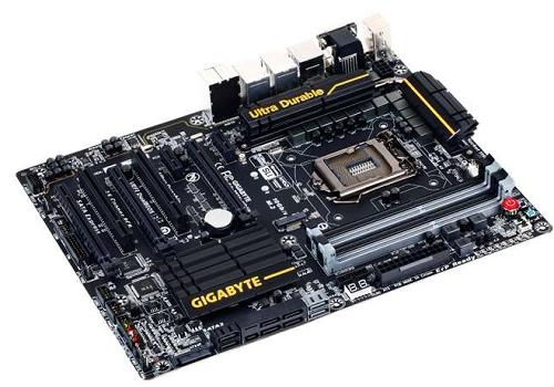 Motherboard Gigabyte GA-Z97X-UD5H Dengan Chipset Intel Z97