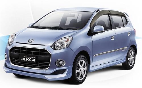 Spesifikasi Mobil Daihatsu Ayla