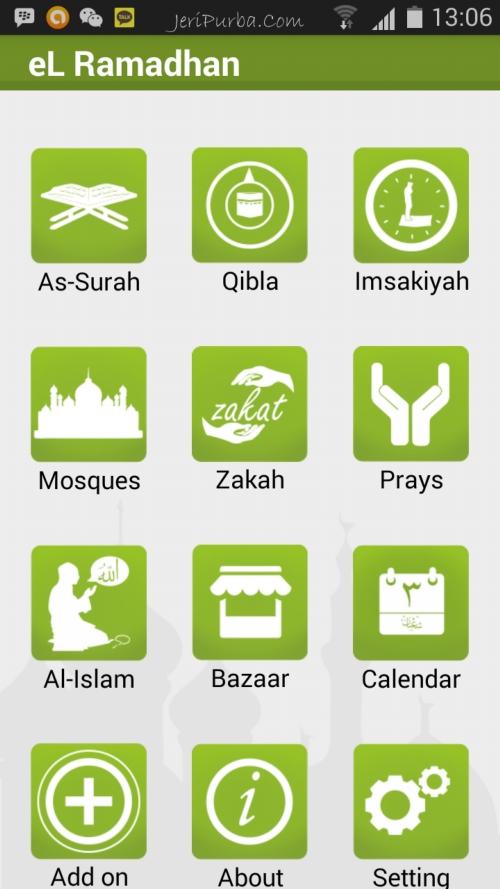 Download Aplikasi Jadwal Puasa dan Imsakiyah 2014 El Ramadhan