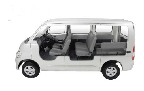 Harga Mobil Daihatsu Gran Max MB (mini Bus)