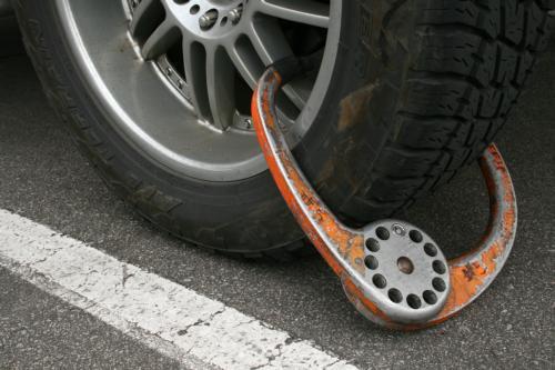 Gambar Tilang Mobil